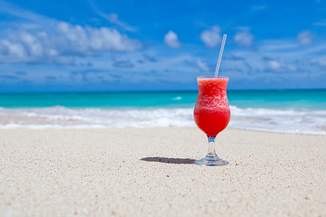 cocktail-plage-guadeloupe