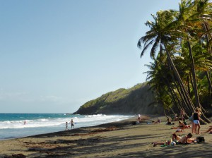 Plage Grande Anse Trois Rivieres